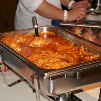 Le buffet chaud