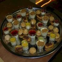 Le buffet dessert, pour terminer en bauté....