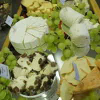 Le buffet fromage
