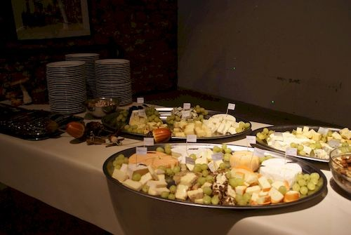 Le buffet dessert