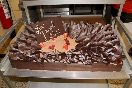 Le dessert, pour terminer en bauté....